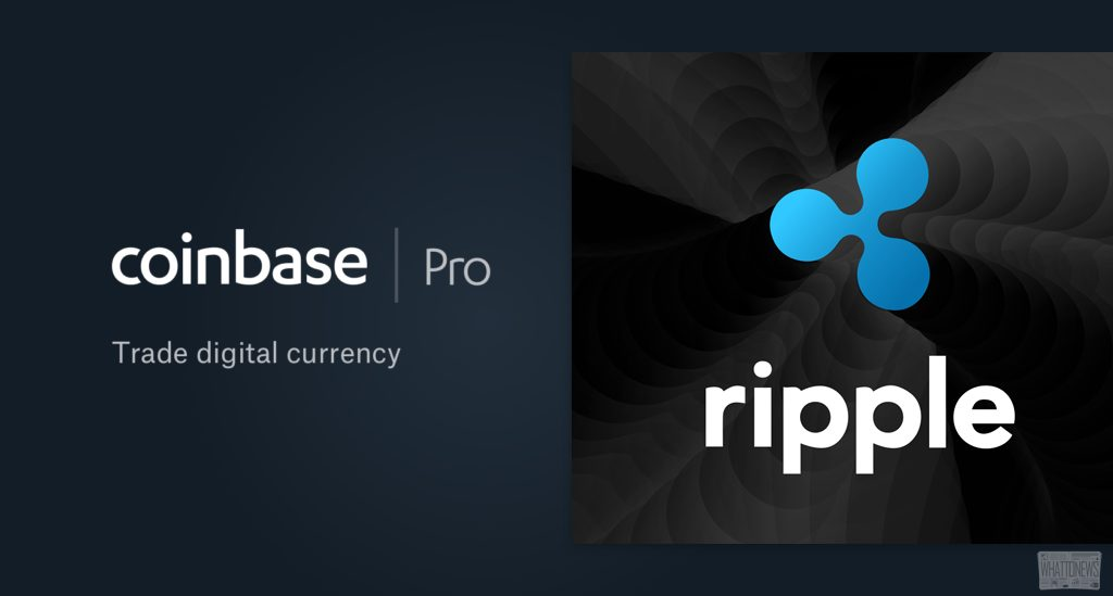 XRP будет добавлена на Coinbase Pro