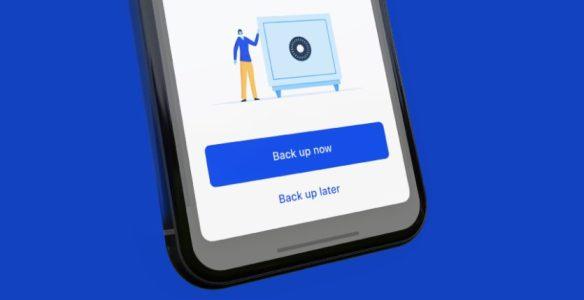 Приватные ключи к Coinbase Wallet теперь можно хранить в Google Driveили iCloud