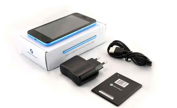 Electroneum представил смартфон за $80, который майнит ETN