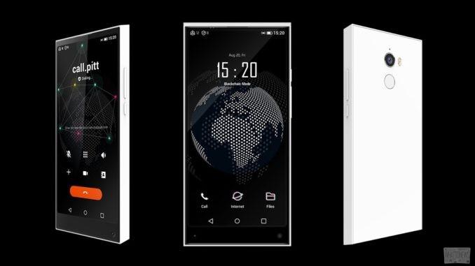 Pundi X представила новые функции своего блокчейн-смартфона