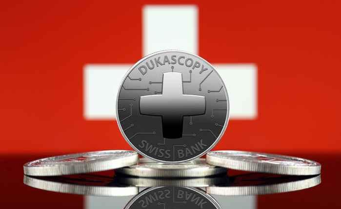 Швейцарский Dukascopy Bank запустил собственную криптовалюту