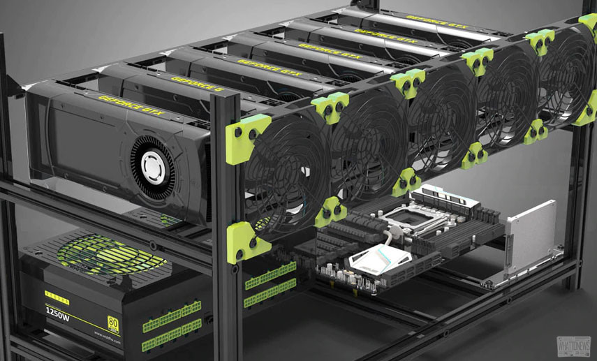 F2Pool: на AMD лучше добывать ETH, а на Nvidia — Grin и Beam