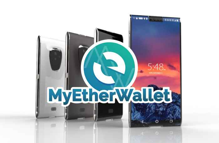 Блокчейн-смартфон Finney интегрирует криптокошелек MyEtherWallet