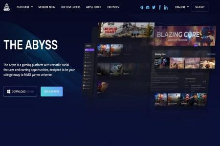 Abyss предлагает движок UE4 для разработки игр