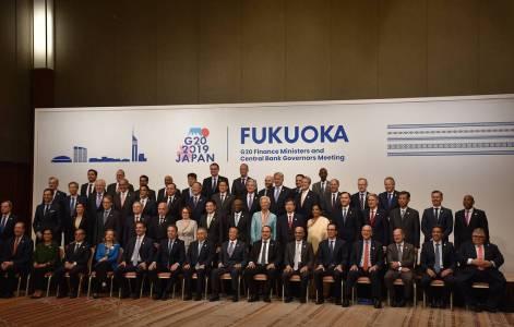 Страны «Большой двадцатки» считают, что криптовалюты не угрожают мировой экономике