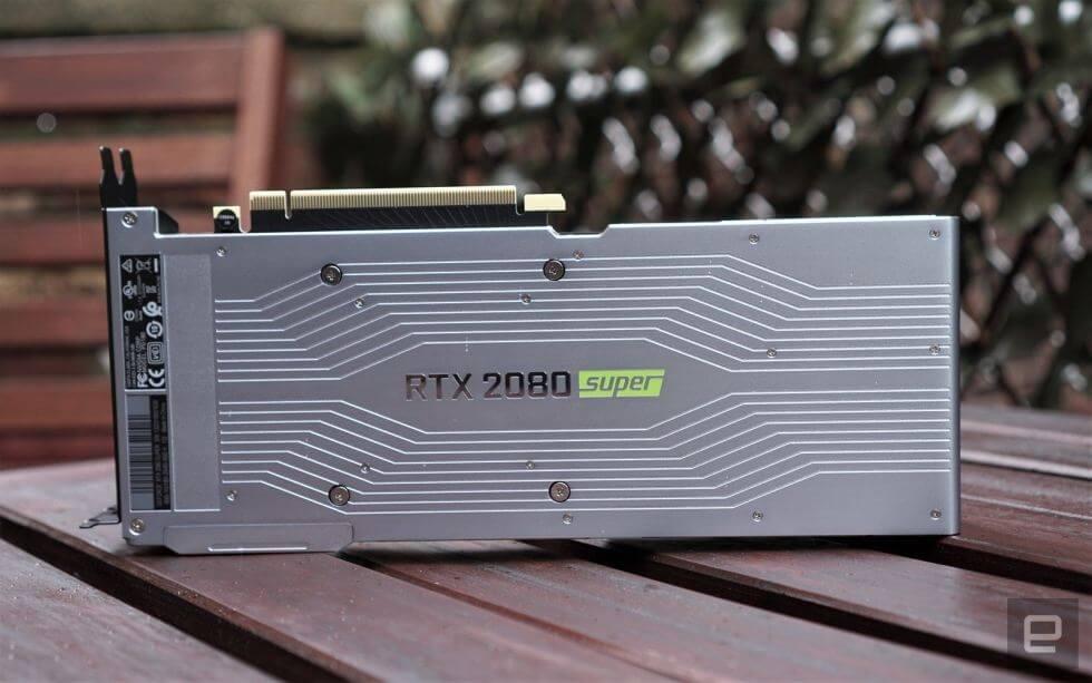 Обзор видеокарты NVIDIA RTX 2080 Super