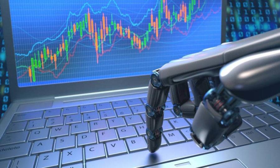 86% криптоторговли приходится на ботов