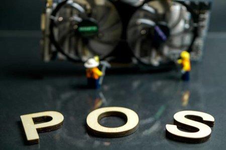 Стейкинг на основе PoS достиг объёмов в $25,8 млрд
