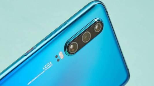 Первые изображения Huawei P40