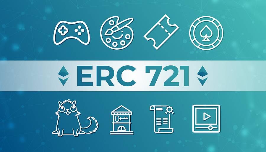 Токены ERC721 в сети Ethereum установили рекорд