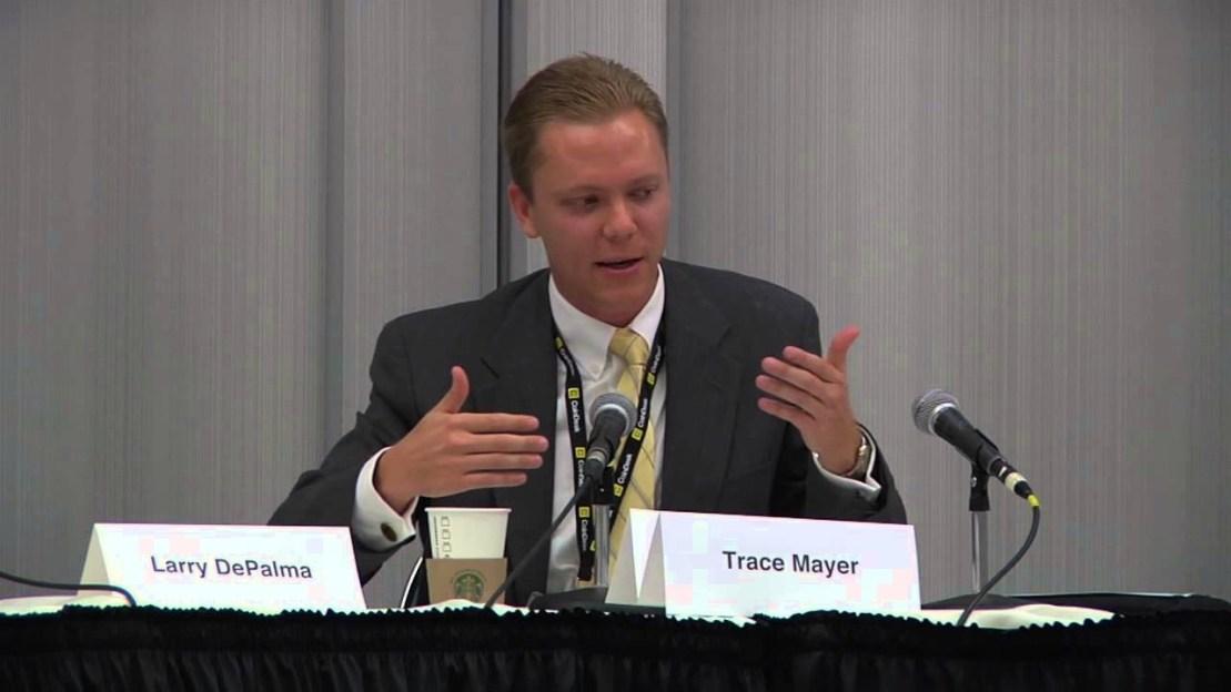Лидер Proof Of Keys Трейс Майер призывает избавиться от биржевых кошельков