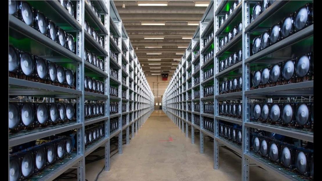 Одна провинция в Китае контролирует 54% хэшрейта биткоина