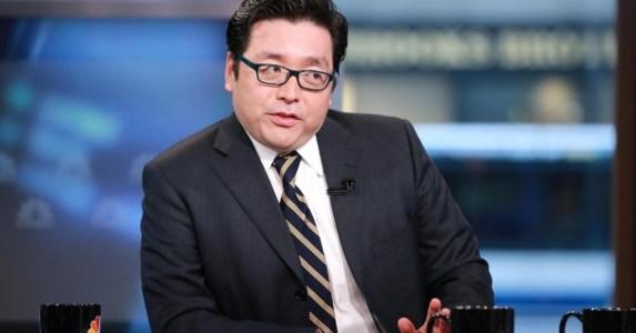 Том Ли говорит о возможном росте биткоина на 200% в ближайшие шесть месяцев