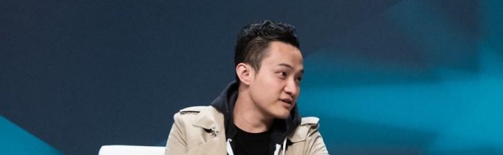 Джастин Сан поделился новостями по TRON 4.0