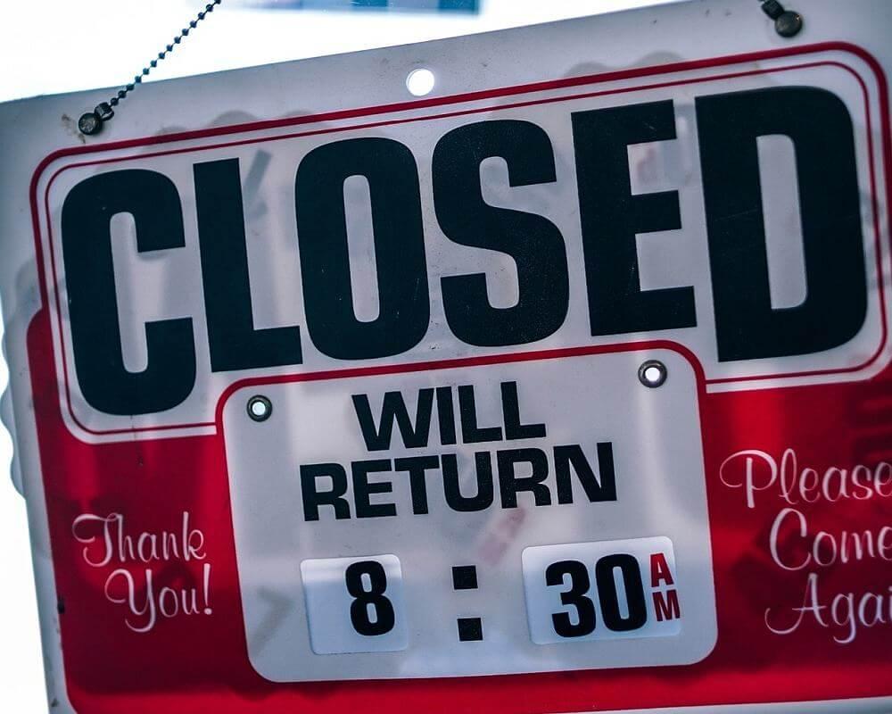 В 2020 году закрылось 75 криптовалютных бирж