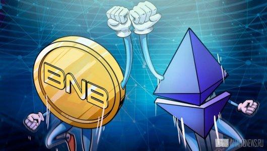 Перспективы Binance Coin: сможет ли BNB занять место ETH на крипторынке?