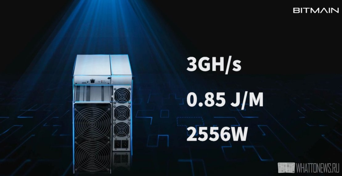 Новый ASIC-майнер Bitmain Antminer E9 для добычи Ethereum имеет хешрейт, как 32 видеокарты GeForce RTX 3080