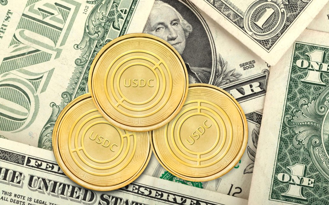 Капитализация стейблкоина USDC приближается к $11 млрд