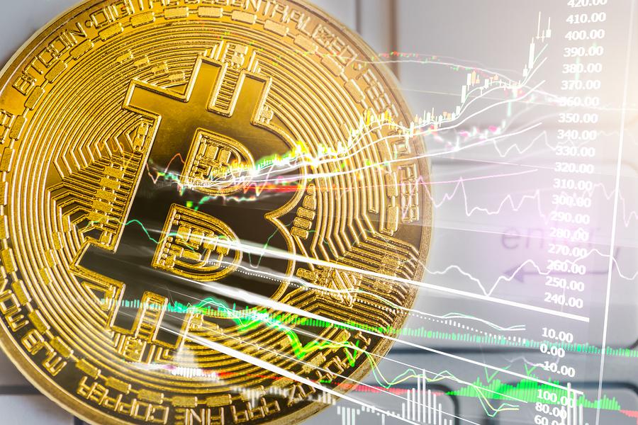 Объем биткоин-транзакций в марте превысил $366 млрд