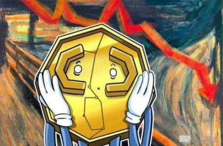Bitcoin рухнул до $32000
