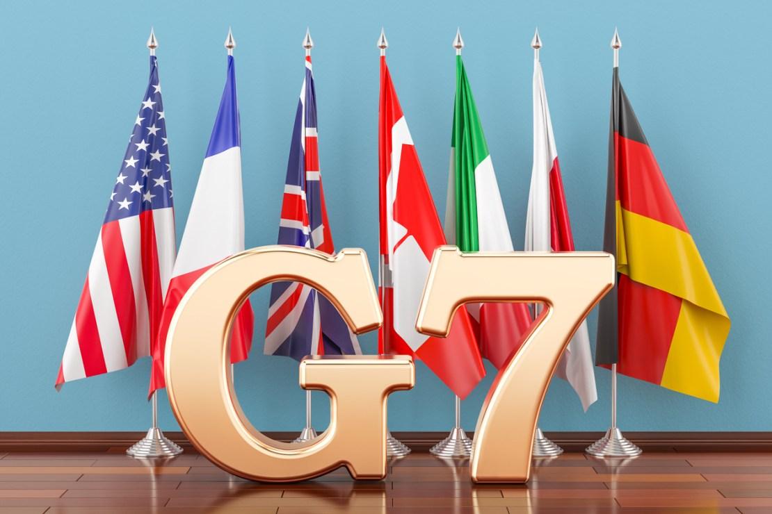 Министры финансов G7 выступили за легализацию стейблкоинов
