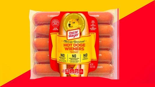 "Упаковка сосисок Oscar Mayer ""Hot Doge Wieners"" продана за $15000"
