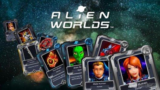 Криптовалютная NFT-игра Alien Worlds. Как играть и сколько можно на ней заработать?