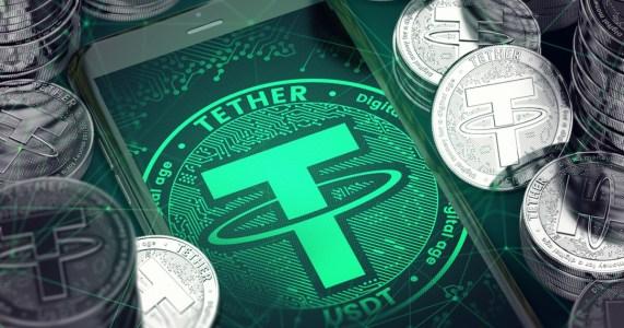 Рыночная капитализация стейблкоина Tether (USDT) поднялась выше $70 млрд