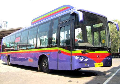 Kinglong-bus