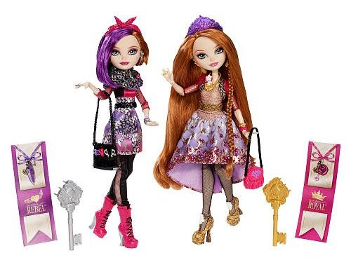 ever after high characters what toys to buy