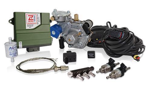 Instalatiile GPL intra si pe segmentul utilitarelor diesel