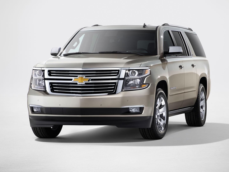 Chevrolet a lansat noile Tahoe 2015, Suburban si GMC Yukon XL