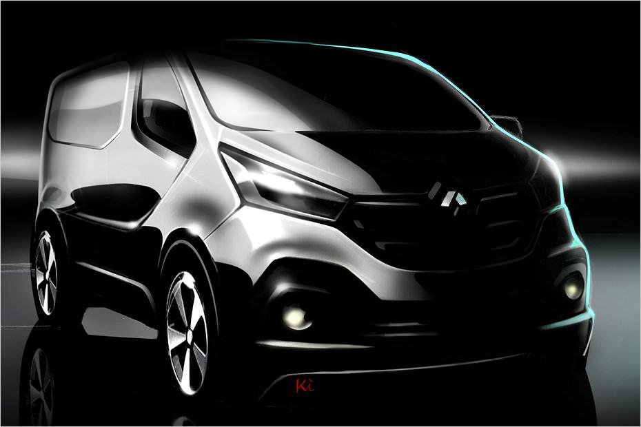 Imagini si date tehnice in premiera cu noile Renault Trafic 1.6 dCI-Opel Vivaro 2014