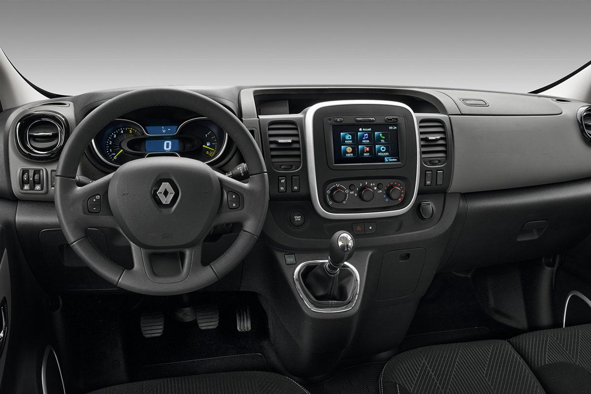 Vezi ce motoare are noua utilitara Renault Trafic 2014-1.6 dCI