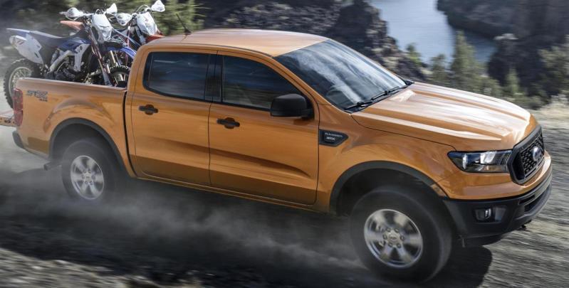 Ford Ranger facelift 2019 primeste si o versiune pe benzina 2.3 EcoBoost de 270 CP