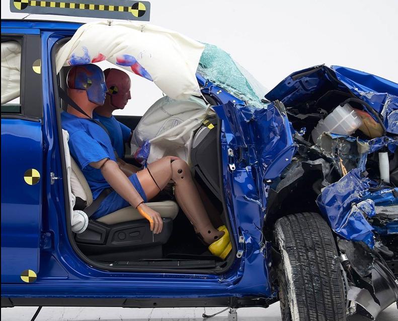 Noul Ford Ranger/Raptor 2019 are probleme de siguranta in caz de accident