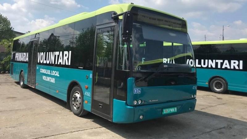 Firea si Pandele introduc in traficul din Bucuresti autobuze Second Hand cu 1 milion de km Euro 3 din Olanda