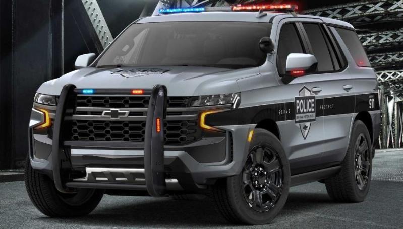 Politia americana renunta la Ford Explorer in favoarea noului Chevrolet Tahoe SSV 2020