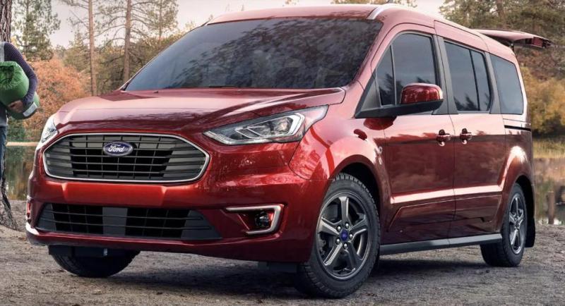 Noul Ford Transit Connect/Tourneo Connect 2020 are probleme grave de siguranta