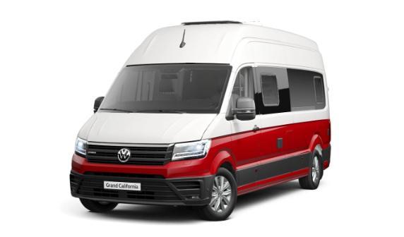 Cel mai scump VW Crafter costa 87.000 euro! Noul Volkswagen Grand California 2020