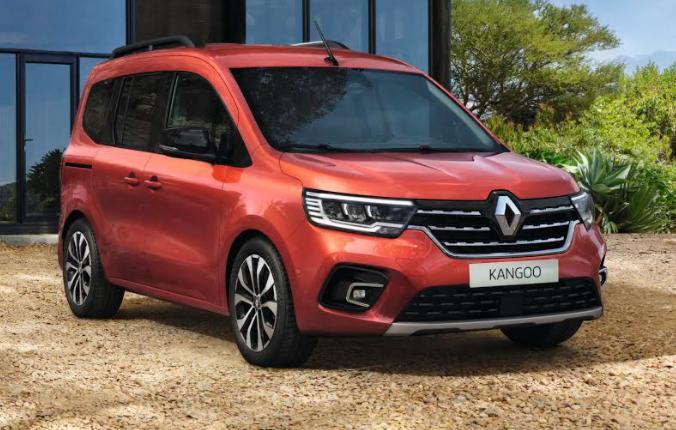 Renault a prezentat in premiera o noua generatie de utilitare Kangoo si Kangoo Express