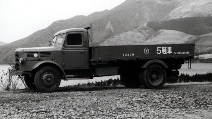 Isuzu TX-80 este camionul care a pus pe picioare Japonia dupa Al Doilea Razboi Mondial