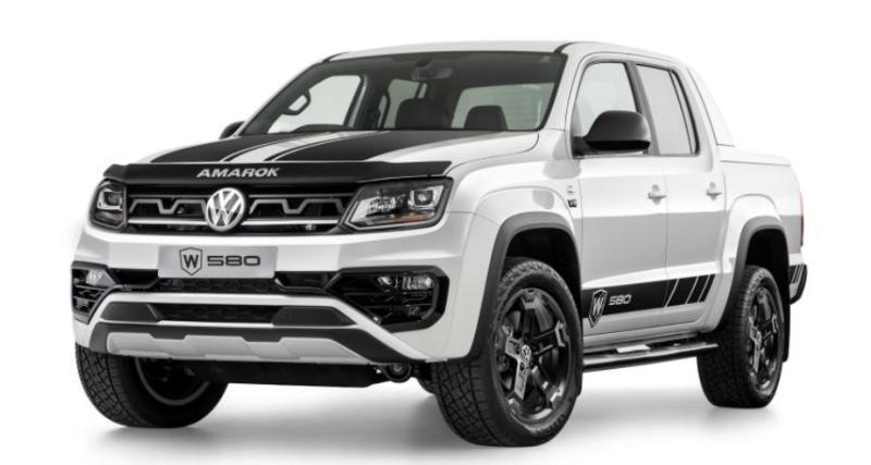 VW Amarok iese de pe piata din Europa! Nu si in Australia unde are un motor nou TDI de 276 CP