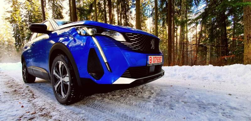 Test Drive cu noul Peugeot 3008 Facelift 1.5 BlueHDI 130 CP AT8 Aisin 2021