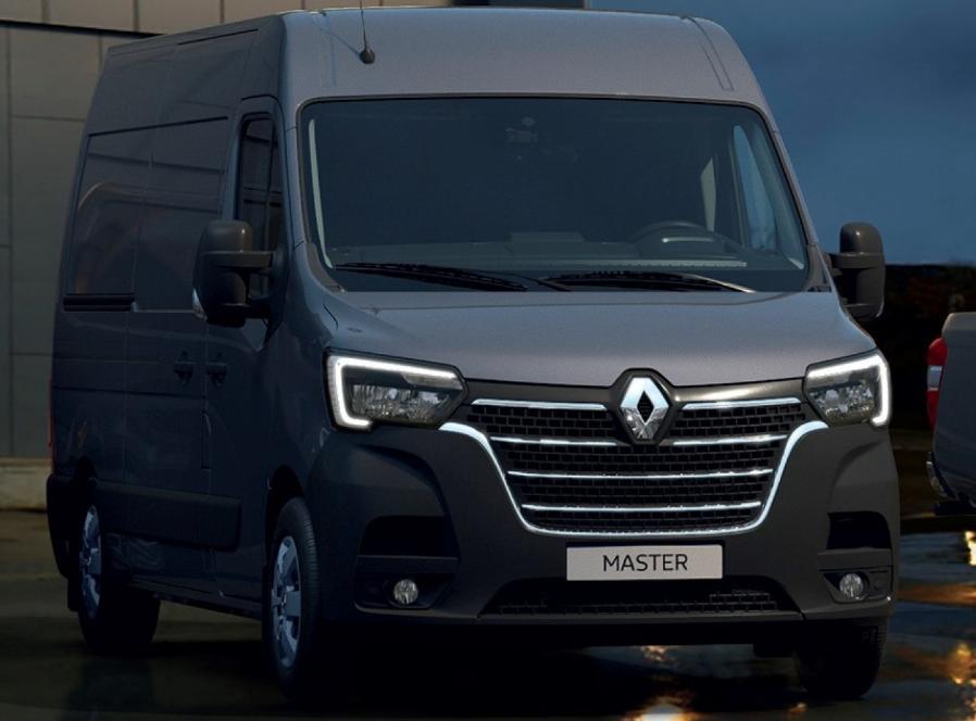 Renault creste garantia Renault PRO+ la 5 ani sau 160.000 de km