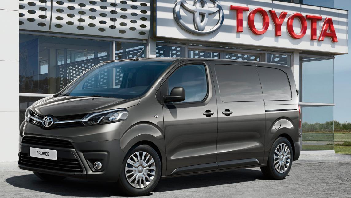 Toate masinile Toyota ProAce (2016 – 2019) au probleme cu distributia pe curea