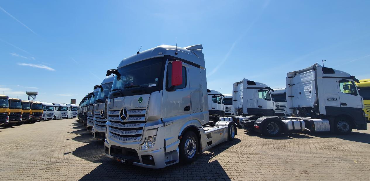 """TruckStore România introduce """"Mercedes-Benz Certified"""", un nou standard pentru camioanele rulate 2021"""