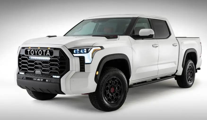 Detalii in premiera cu noua generatie Toyota Tundra V6 Hybrid 2022