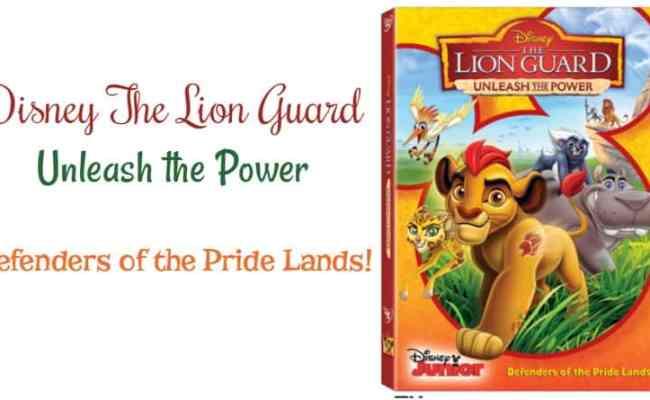 The Lion Guard Unleash The Power On Disney Dvd September