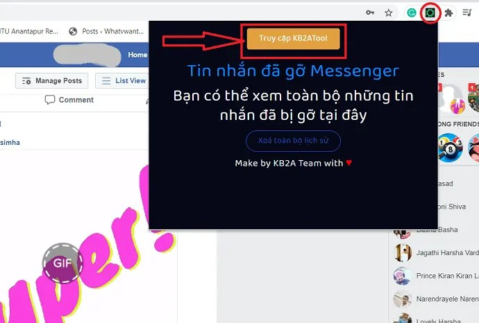 How to Accept Or Reject all friend requests at once on Facebook? 6